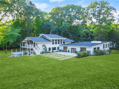 Photo for 324 Good Hill Road, Weston, CT 06883 (MLS # 170426396)
