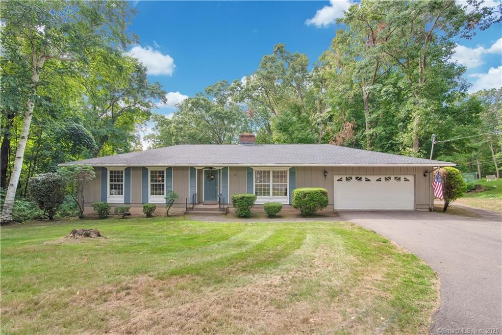 183 Scully Road, Somers, CT 06071 - MLS#: 170333396