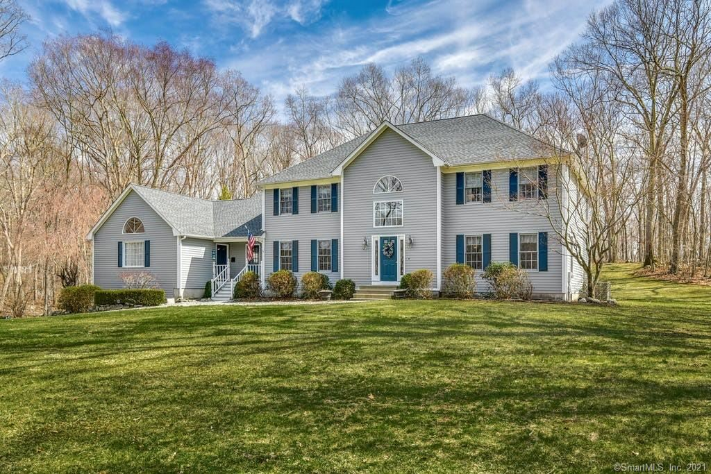 Photo of 64 Grist Mill Road, Monroe, CT 06468 (MLS # 170388396)