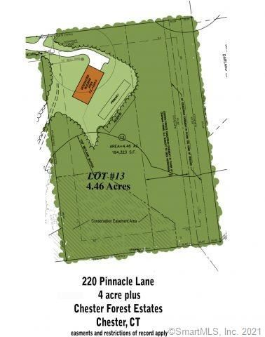 Photo of 220 Pinnacle Lane, Lot #13, Chester, CT 06412 (MLS # 170378397)