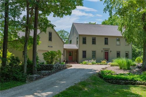 Photo of 81 Turkey Hill Road, Chester, CT 06412 (MLS # 170410397)