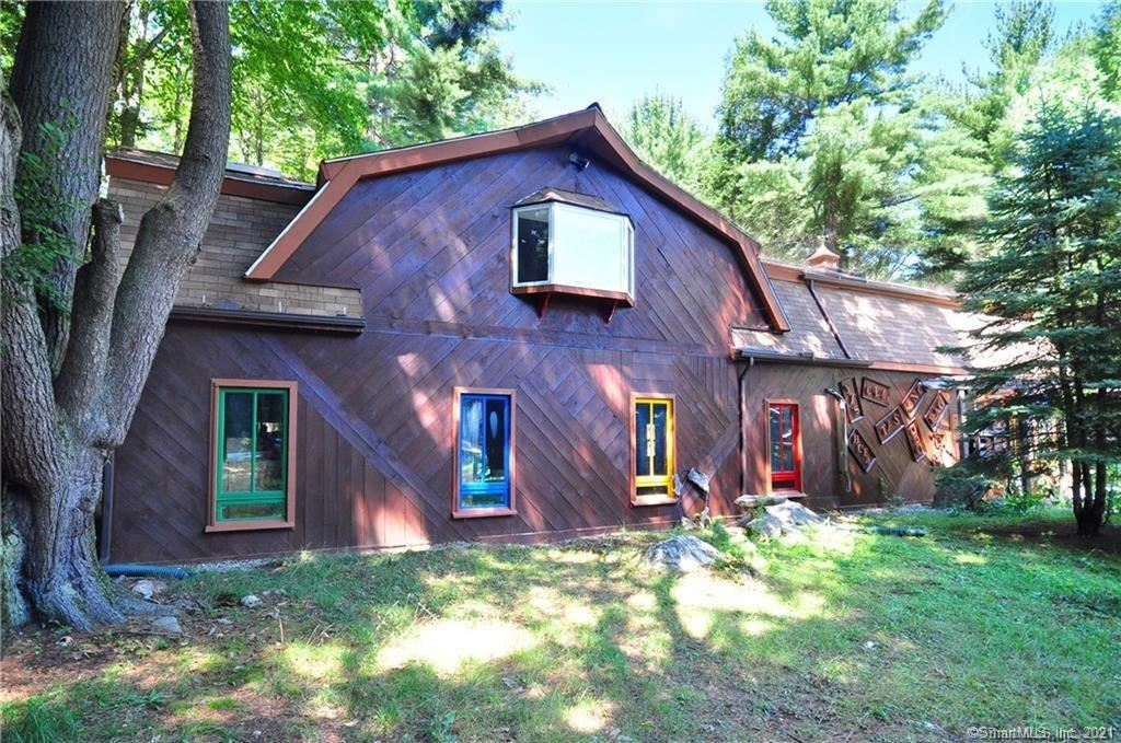 Photo of 322 Taylor Brook Road, Winchester, CT 06098 (MLS # 170394398)