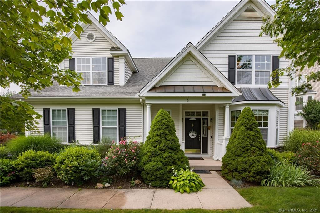 6 Brookside Drive #6, Middlebury, CT 06762 - #: 170418398