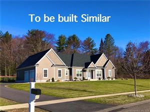 Photo of 61 Edgewood Drive, Suffield, CT 06093 (MLS # 170054400)