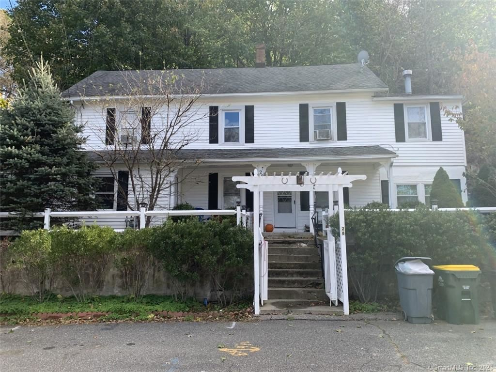 Photo for 28 Spring Street, Ansonia, CT 06401 (MLS # 170356403)