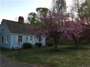 Photo of 26 West Granby Road, Granby, CT 06035 (MLS # 170059404)
