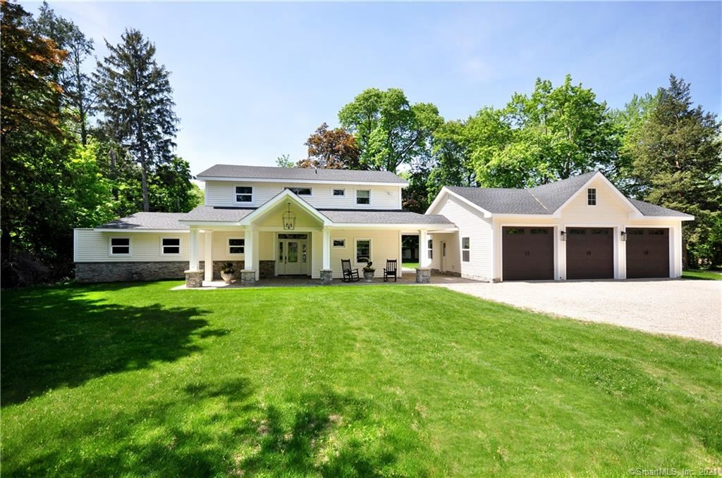 Photo of 6 Orchard Road, Windsor, CT 06095 (MLS # 170380404)