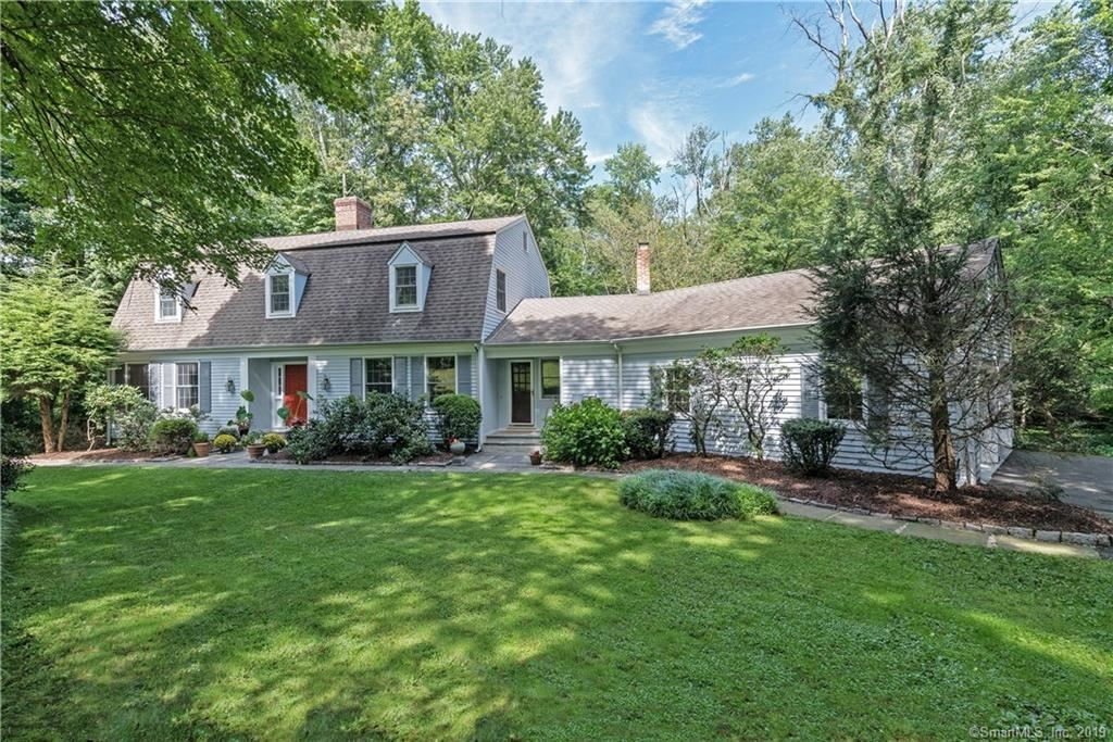 46 White Oak Shade Road, New Canaan, CT 06840 - MLS#: 170192405