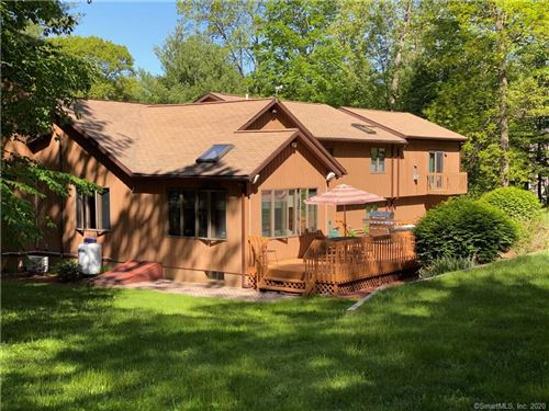 Photo of 35 Old Farms Road, Andover, CT 06232 (MLS # 170341406)