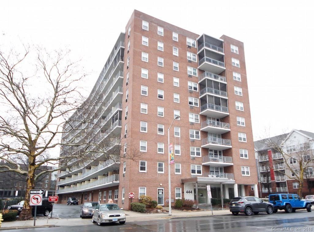 Photo for 444 Bedford Street #9J, Stamford, CT 06901 (MLS # 170051406)