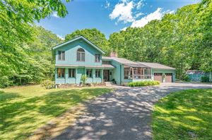Photo of 4 Northcrest Drive, Granby, CT 06035 (MLS # 170196410)