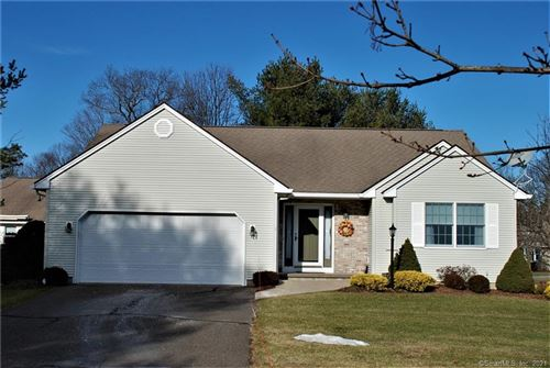 Photo of 1 Knollwood Circle #1, Enfield, CT 06082 (MLS # 170362410)