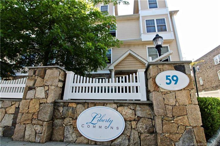 Photo for 59 Liberty Street #7, Stamford, CT 06902 (MLS # 170021410)