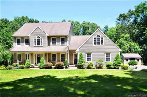 Photo of 3580 Phelps Road, Suffield, CT 06093 (MLS # 170295411)