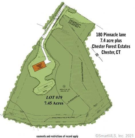 Photo of 180 Pinnacle Lane, Lot #19, Chester, CT 06412 (MLS # 170378411)