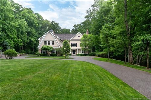 Photo of 54 Bridle Path Lane, New Canaan, CT 06840 (MLS # 170266413)