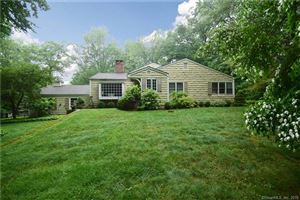 Photo of 128 Bald Hill Road, New Canaan, CT 06840 (MLS # 170068415)