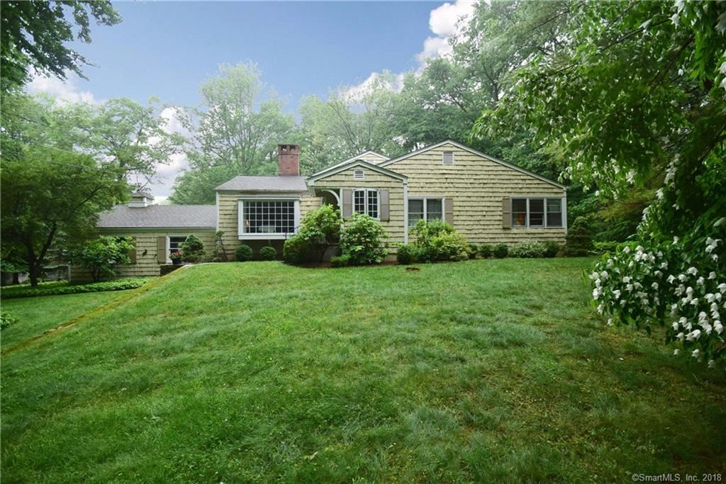 Photo for 128 Bald Hill Road, New Canaan, CT 06840 (MLS # 170068415)