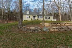 Photo of 19 Spring Valley Road, Weston, CT 06883 (MLS # 170026417)