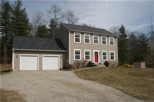 Photo of 228 Baxter Road, Mansfield, CT 06268 (MLS # 170066418)