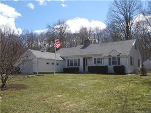 Photo of 43 Watrous Road, Bolton, CT 06043 (MLS # 170068418)