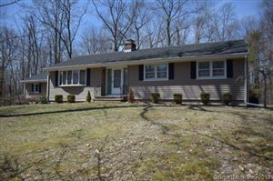 Photo of 309 Miller Road, Bethany, CT 06524 (MLS # 170071418)