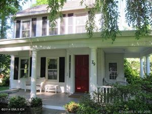 Tiny photo for 79 Tomac Avenue, Greenwich, CT 06870 (MLS # 170048419)