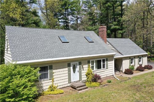 Photo of 104 9th District Road, Somers, CT 06071 (MLS # 170315419)