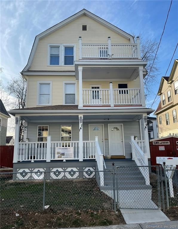147 Adams Street, Hartford, CT 06112 - #: 170368419