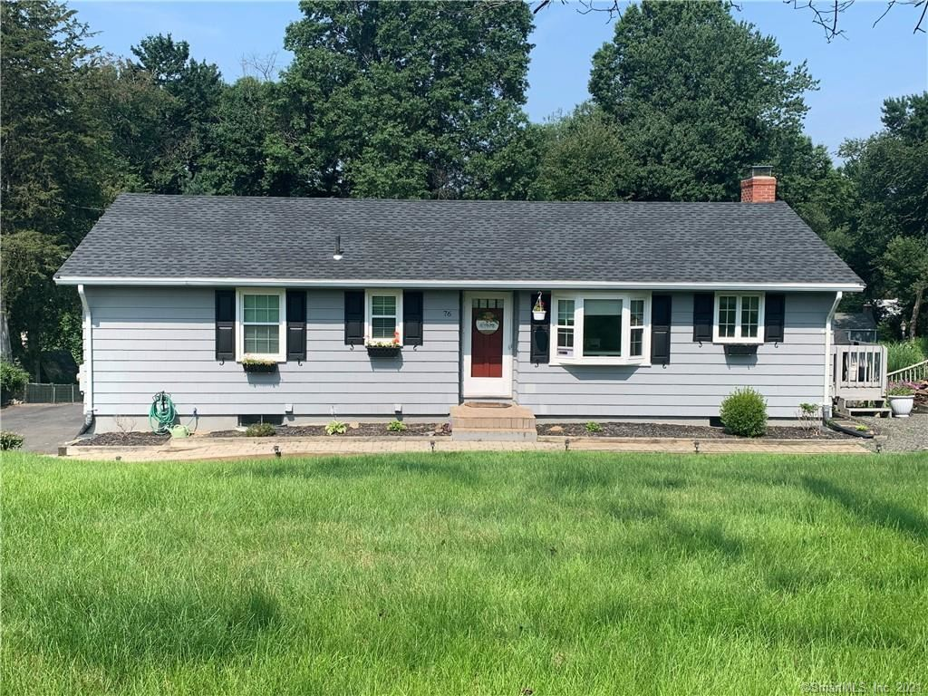 76 Old County Road, East Granby, CT 06026 - #: 170423419