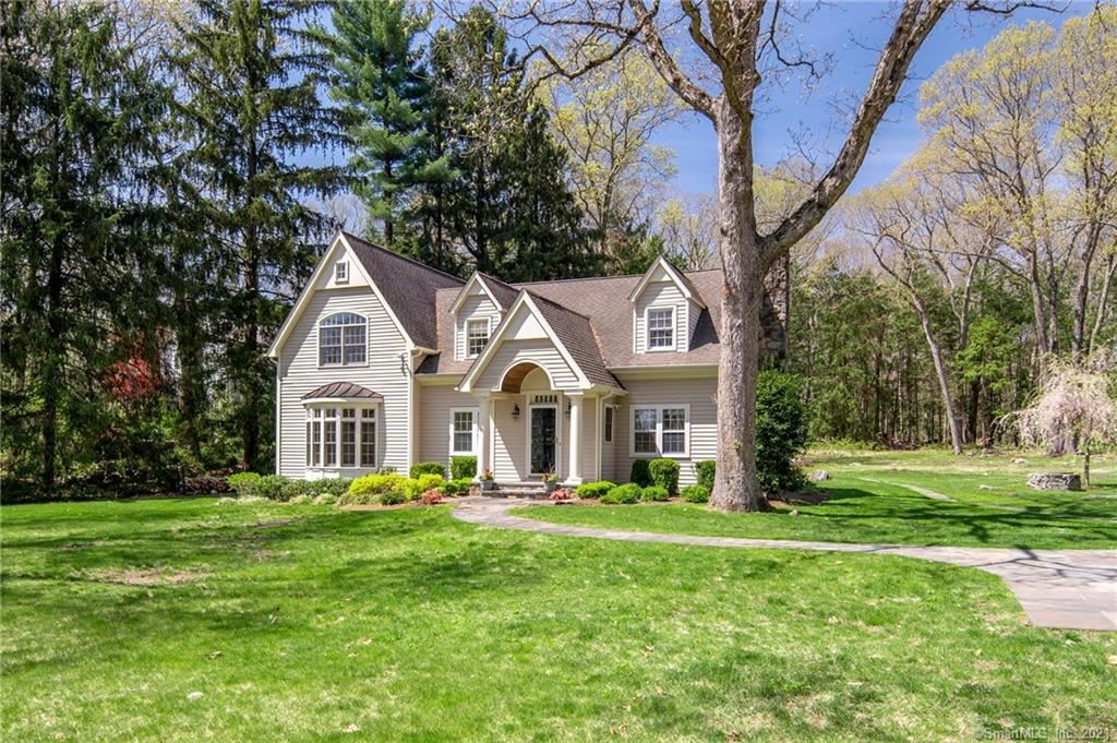 230 New Canaan Road, Wilton, CT 06897 - #: 170373422