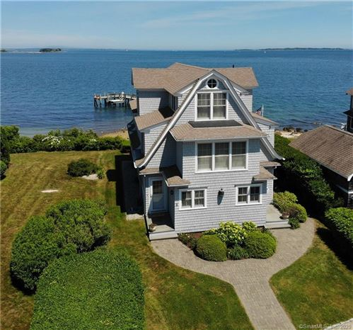 Photo of 2 Clubhouse Point Road, Groton, CT 06340 (MLS # 170308425)