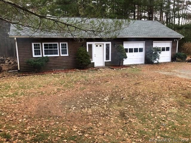 Photo for 170 Bailey Pond Road, Voluntown, CT 06384 (MLS # 170142425)