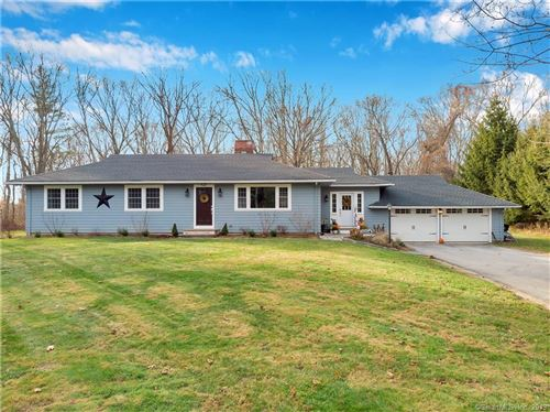 Photo of 156 Bull Hill Road, Colchester, CT 06415 (MLS # 170255426)