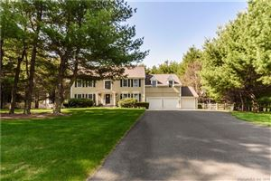 Photo of 11 Chatsworth Court, East Granby, CT 06026 (MLS # 170080428)