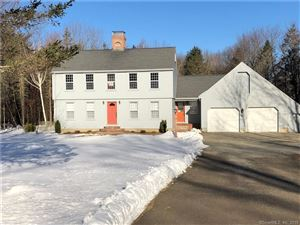 Photo of 56 Fisher Hill Road, Willington, CT 06279 (MLS # 170063429)