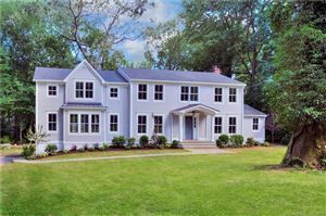 Photo of 48 Silver Ridge Road, New Canaan, CT 06840 (MLS # 170211429)