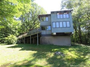 Photo of 248 Mountain Road, Granby, CT 06060 (MLS # 170108430)
