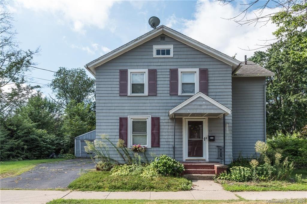 Photo of 63 Christian Street, Wallingford, CT 06492 (MLS # 170388430)