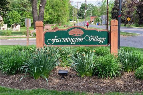 Photo of 1634 Farmington Avenue #16, Farmington, CT 06085 (MLS # 170396435)