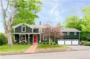 Photo of 136 North Street, Middlebury, CT 06762 (MLS # 170084436)