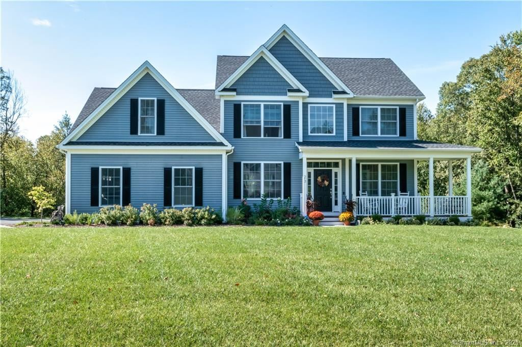 Photo for 23 Windmill Lane, Canton, CT 06019 (MLS # 170440436)