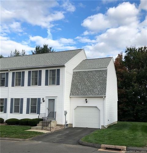 Photo of 15 Downing Way #15, Suffield, CT 06078 (MLS # 170446437)
