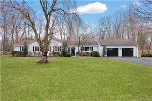 Photo of 8 Tubbs Spring Drive, Weston, CT 06883 (MLS # 170177438)