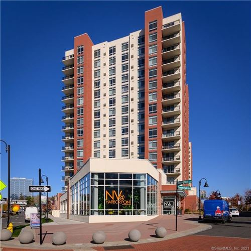 Photo of 110 Commons North Park #1504, Stamford, CT 06902 (MLS # 170363438)