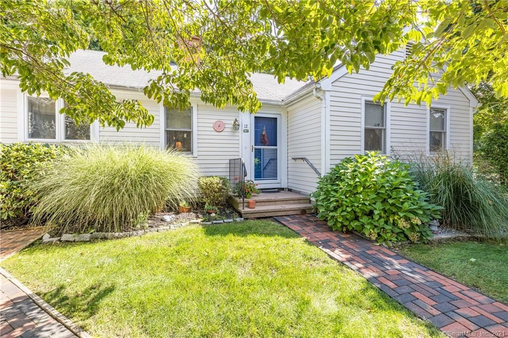 12 Federal Square #12, Mansfield Center, CT 06250 - MLS#: 170437439