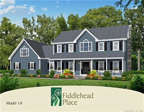Photo of 8 Fiddlehead Place, Suffield, CT 06078 (MLS # 170336440)