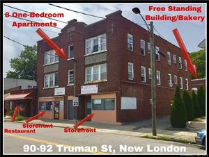 Photo of 90-92 Truman Street, New London, CT 06320 (MLS # 170218442)