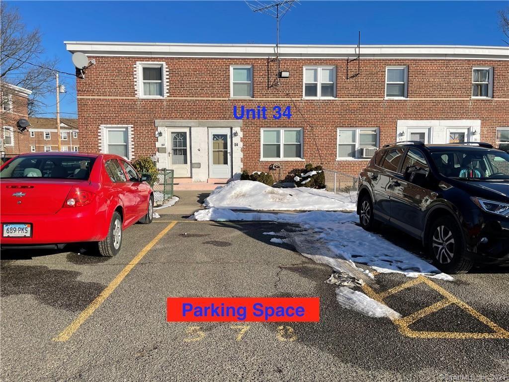 34 COURT C, BUILDING 74 #34, Bridgeport, CT 06610 - #: 170374444