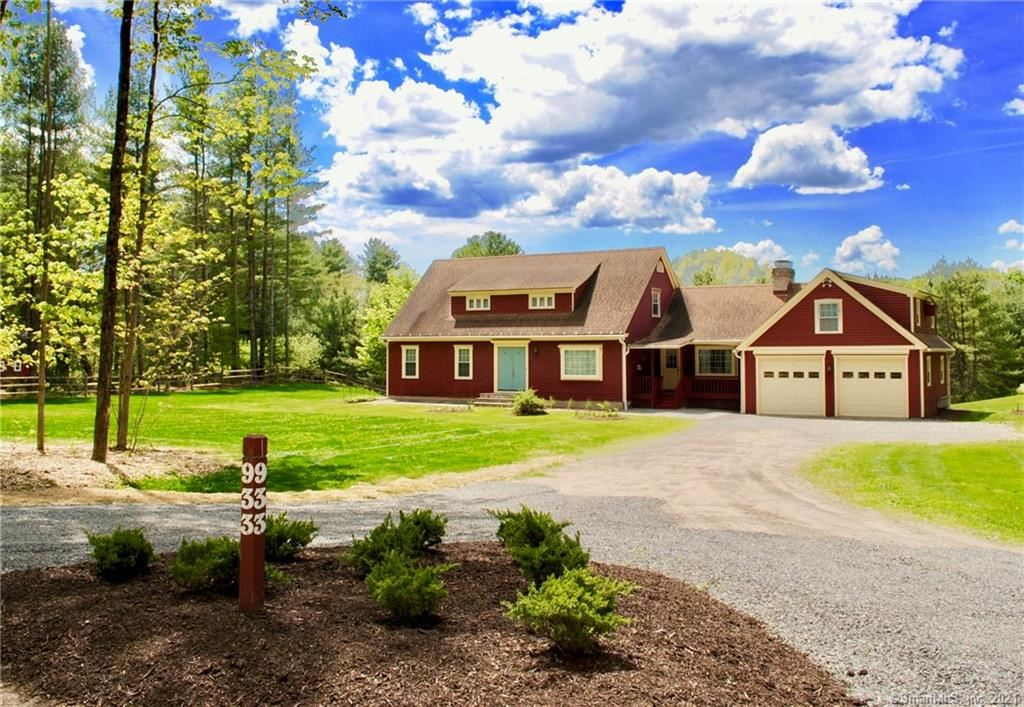 933 Old Field Road, Southbury, CT 06488 - #: 170400444